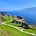 Loch Ness w Szkocji