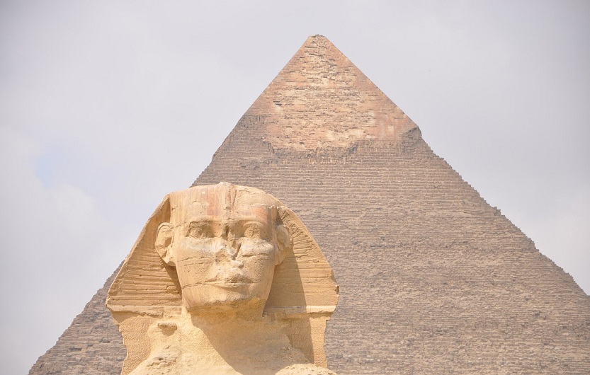 Zabytki Egiptu