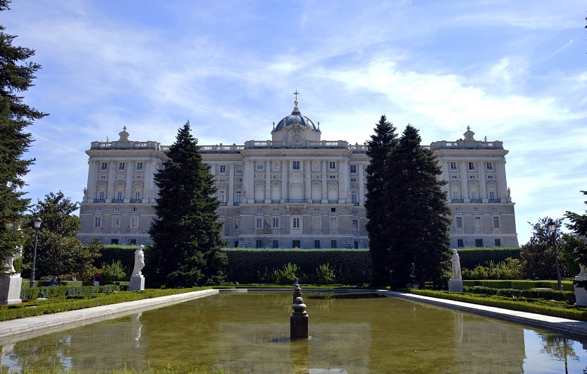 Zabytek Palacio Real